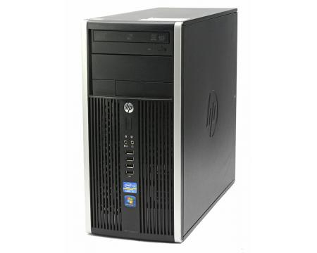 HP 6200 Pro Micro Tower Computer Intel Core i5 (2400) 3.1GHz 4GB DDR3 250GB HDD