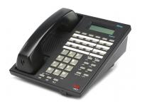 Atlas II HAC KD-24D-E 24-Button Black Digital Display Speakerphone - Grade A