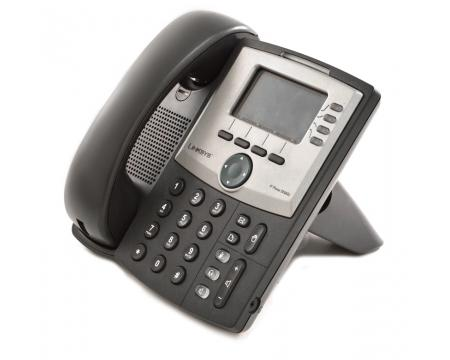 Cisco SPA942 Charcoal IP Display Speakerphone - Grade A
