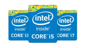 i3, i5, and i7 Dell PCs