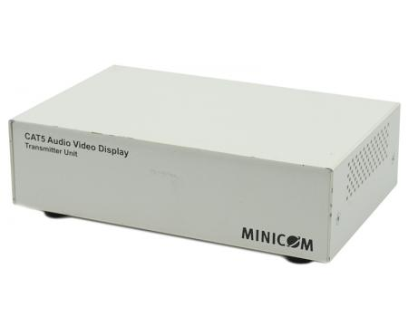Minicom 1VS22031-Rev 1.2 Audio Video Display Transmitter