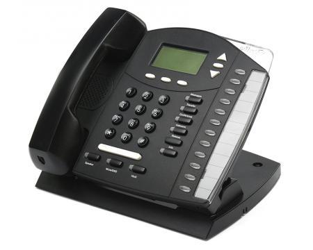 AllWorx 9112 12-Button Black IP Display Speakerphone - Grade A