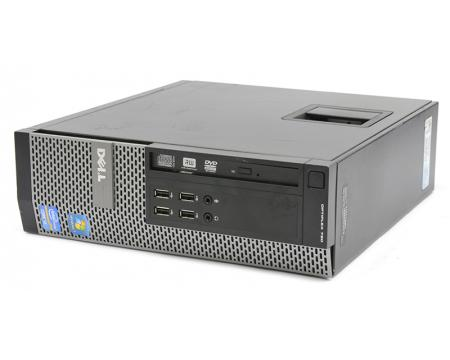 OptiPlex 790 SFF Computer Intel Core i7 (2600) 3 4GHz 4GB DDR3 250GB HDD