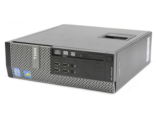 Dell OptiPlex 790 SFF Computer i7-2600 3.4GHz 4GB DDR3 250GB HDD - Grade A