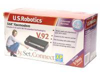 U.S. Robotics 5686E 56K v.92External Fax Modem