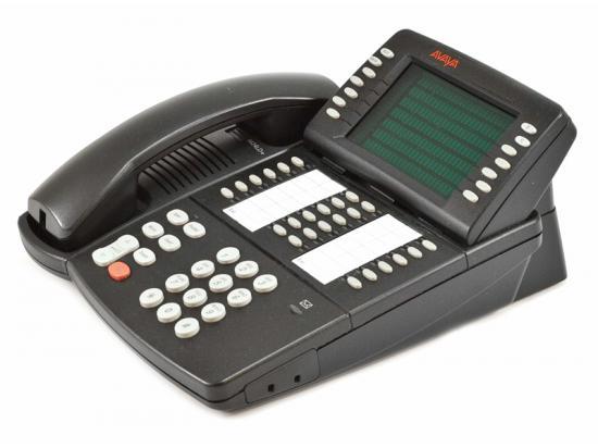 Avaya Merlin Magix 4424LD+ 24-Button Black Digital Display Speakerphone