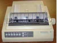 Texas Instruments TI 830E Parallel Dot Matrix Impact Printers - White - Grade A
