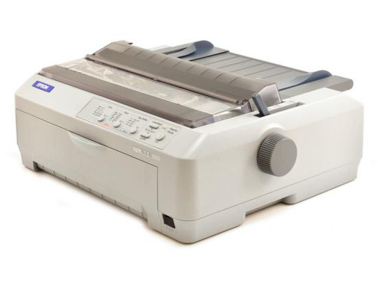 Epson FX-890 Parallel USB Dot Matrix Impact Printer (C11C524001)
