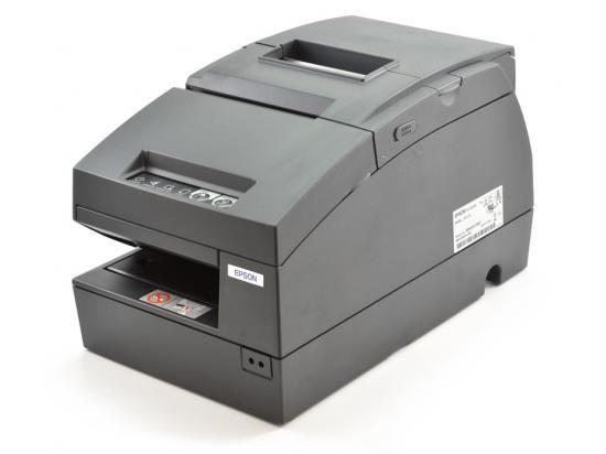 Epson TM-H6000III Multifunction Printer - Black
