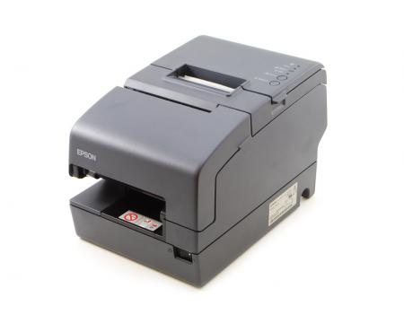 Epson TM-H6000IV USB Serial Thermal Receipt Printer (C31CB25A8771) - Black