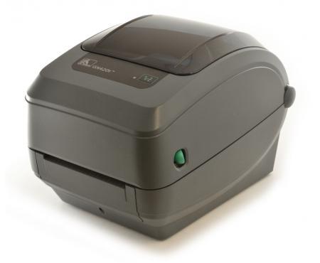 Zebra Gx420t Thermal Label Printer Gx42 102410 000