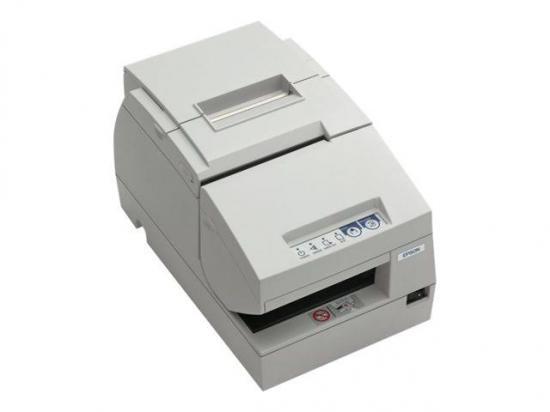 Epson TM-H6000III Monochrome Serial Parallel USB Multifunction Printer (C31C625056) - Refurbished