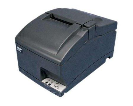 Star Micronics SP700 Monochrome Serial USB Parallel Ethernet Impact Dot Matrix Receipt Printer (SP742ML)