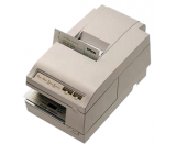 Epson TM-U375 Serial 9-Pin Dot Matirx Impact Monochrome Receipt Printer (M63UA) - White - Grade A