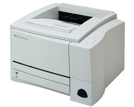 hp laserjet 2100 printer c4170a. Black Bedroom Furniture Sets. Home Design Ideas