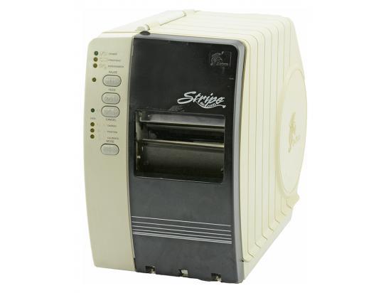 Zebra Stripe S500 Serial Direct Thermal Label Printer (S553-211-0000)  - White