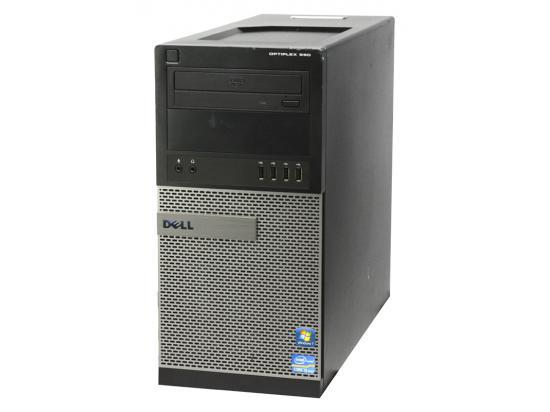 Dell OptiPlex 990 Mini Tower Computer Intel Core i7 (2600) 3.4GHz 4GB DDR3 250GB HDD -