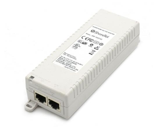 ShoreTel Shorephone Gig POE Adapter (300-1023-02)