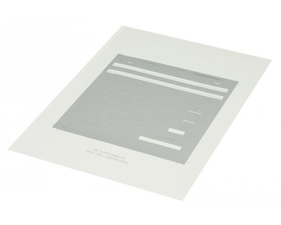 NEC Dterm Series i DTR-16D-1 Paper DESI (Silver)