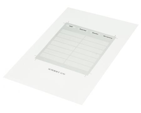 Mitel 4150 Paper Designation