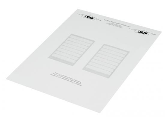 Mitel 8528/8568 Paper DESI