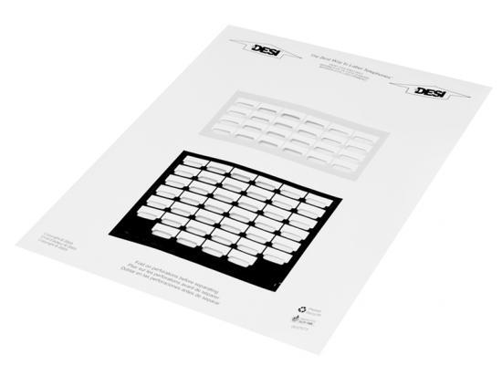 Samsung OfficeServ DS-5064B Paper DESI
