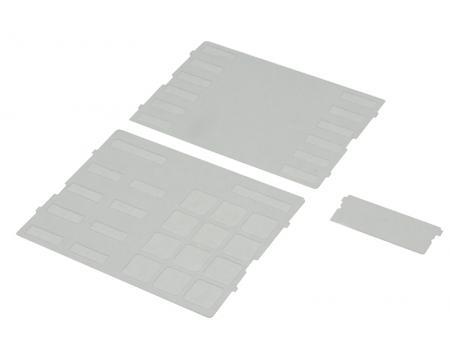 Mitel Superset 420 Plastic Overlay