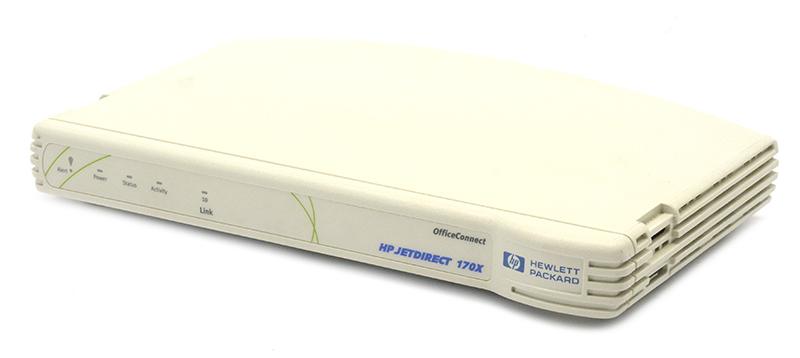 HP JETDIRECT 170X DRIVERS FOR WINDOWS VISTA