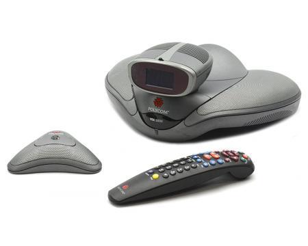 polycom vsx 5000 video conferencing device 2201 22309 001 rh pcliquidations com Polycom VSX 5000 Power Supply Polycom 5000 User Guide