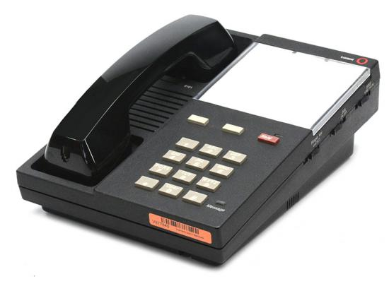 Avaya Definity 8101 Black Analog Phone - Grade A