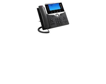 8841 IP SIP Phone (CP-8841-3PCC-K9)