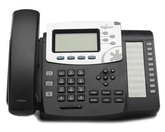 Digium D50 VoIP Phone