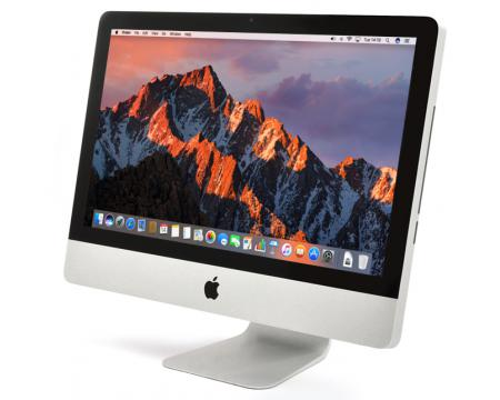 "Apple iMac A1311 21.5"" AiO Intel Core i5 (2400S) 2.5GHz 4GB DDR3 500GB HDD - Grade B"