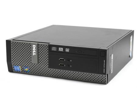 Dell Optiplex 3020 SFF Computer Intel Core i3 (i3-4150) 3.50GHz 4GB DDR3 250GB HDD