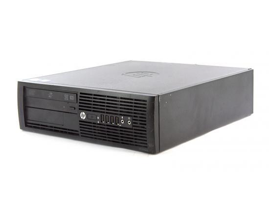 HP 4000 Pro SFF Computer C2D E8400 Windows 10 - Grade A