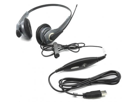 Jabra GN2025 MS USB Duo Headset - Grade B