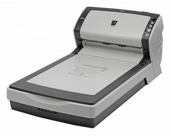 Fujitsu fi-6240 Sheet-Fed Flatbed Scanner (PA03540-B505)