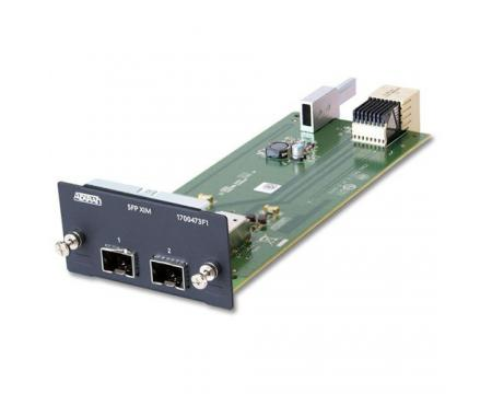 Adtran NetVanta 1700473F1 2-Port SFP XAUI Interface Module
