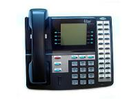 Inter-Tel Professional 560.4300 Black Display Speaker Phone Eclipse 2
