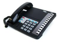 "Inter-tel Eclipse 2 560.4100 Black 12-Button Speakerphone ""Grade B"""