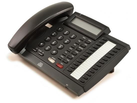 Vodavi IP-24D Charcoal 24-Button Display Telephone (3813-02)