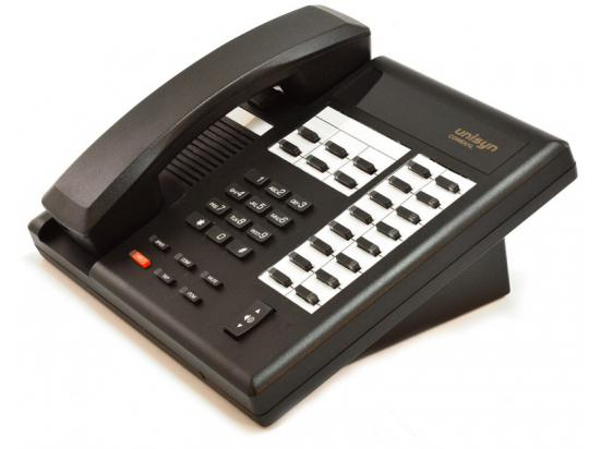 Comdial Unisyn 1122X-FB 22-Button Black IP Phone
