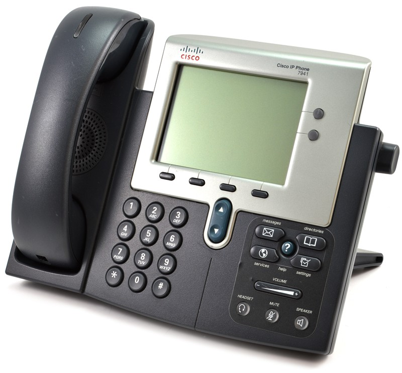 Cisco Ip Phone 7941 Conference Call Instructions