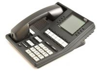 "Inter-tel Axxess 770.4500 Executive Black Display IP Phone ""Grade B"""