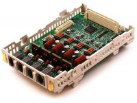Panasonic KX-TAW84880 4-Port CO Line Card
