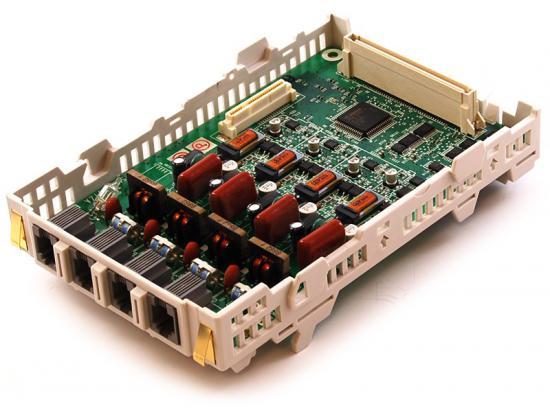 Panasonic KX-TAW84880 4-Port CO Line Card