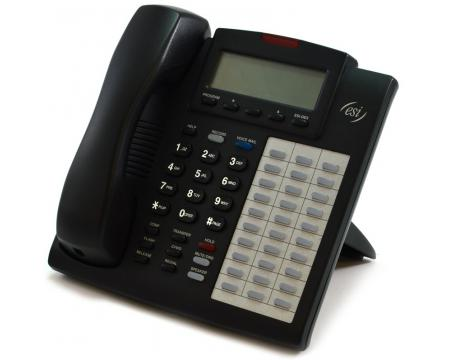 ESI 48 Key FD DFP Charcoal Full Duplex Speakerphone with Backlit Display (5000-0531)