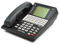 NEC Nitsuko 124i/384i DX2NA-24CTSXH 34-Button Black Super Display Speakerphone (92773, 92773A)