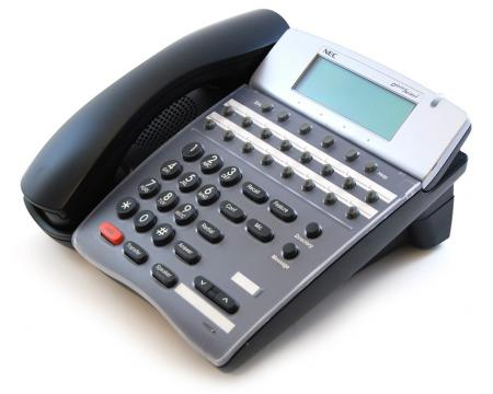 nec dtr 16d 1 black display speaker phone 780047 rh pcliquidations com