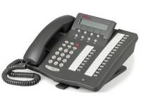 Avaya 6424D+M 24-Button Gray Digital Display Speakerphone - Grade A